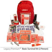 Essential 2 person survival kit