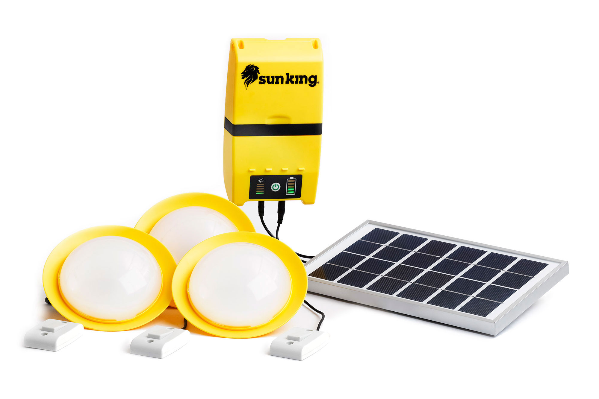 Sun King Home - Solar Light System - Outback Survival Supplies